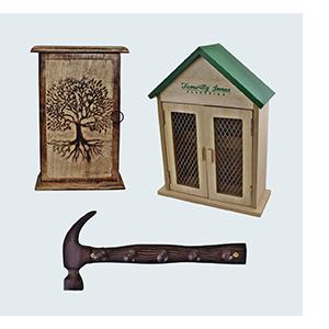 Key Hooks & Boxes