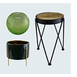 Planters, Vases & Plant Stands