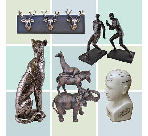 Ornaments & Figurines