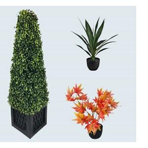 Under 1 Metre Artificial Plants