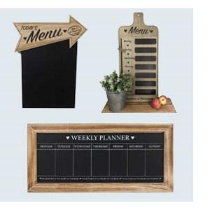 Blackboards & Memo Boards