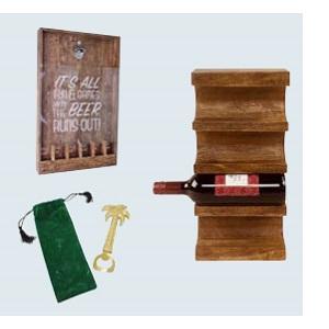 Wine Racks, Holders & Accessories