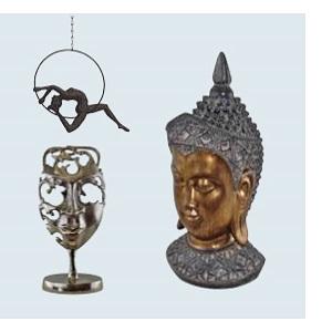 Figurines & Statues