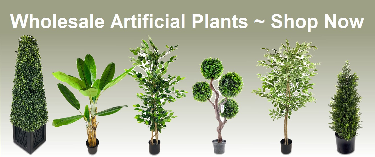 Wholesale Artificial Plants